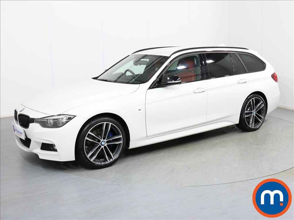 BMW 3 Series M Sport Shadow Edition - Stock Number 1074026 Passenger side front corner