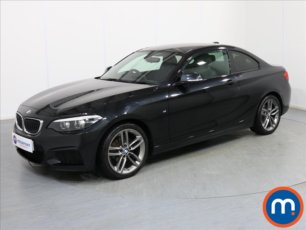 BMW 2 Series M Sport - Stock Number 1075399 Passenger side front corner