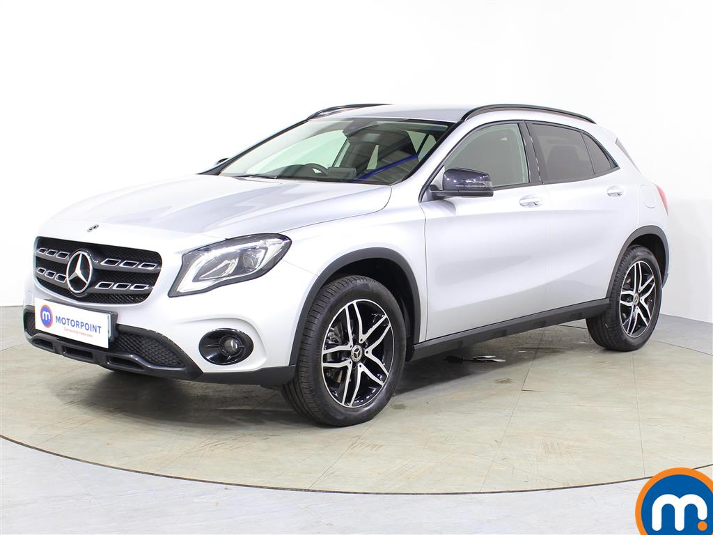 Mercedes-Benz Gla Class Urban Edition - Stock Number 1076201 Passenger side front corner