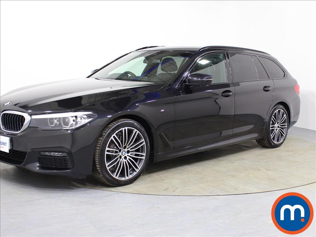BMW 5 Series M Sport - Stock Number 1063176 Passenger side front corner