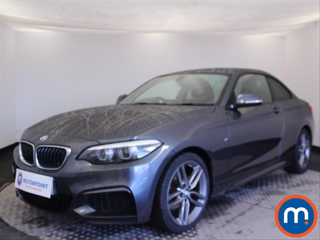 BMW 2 Series M Sport - Stock Number 1075403 Passenger side front corner