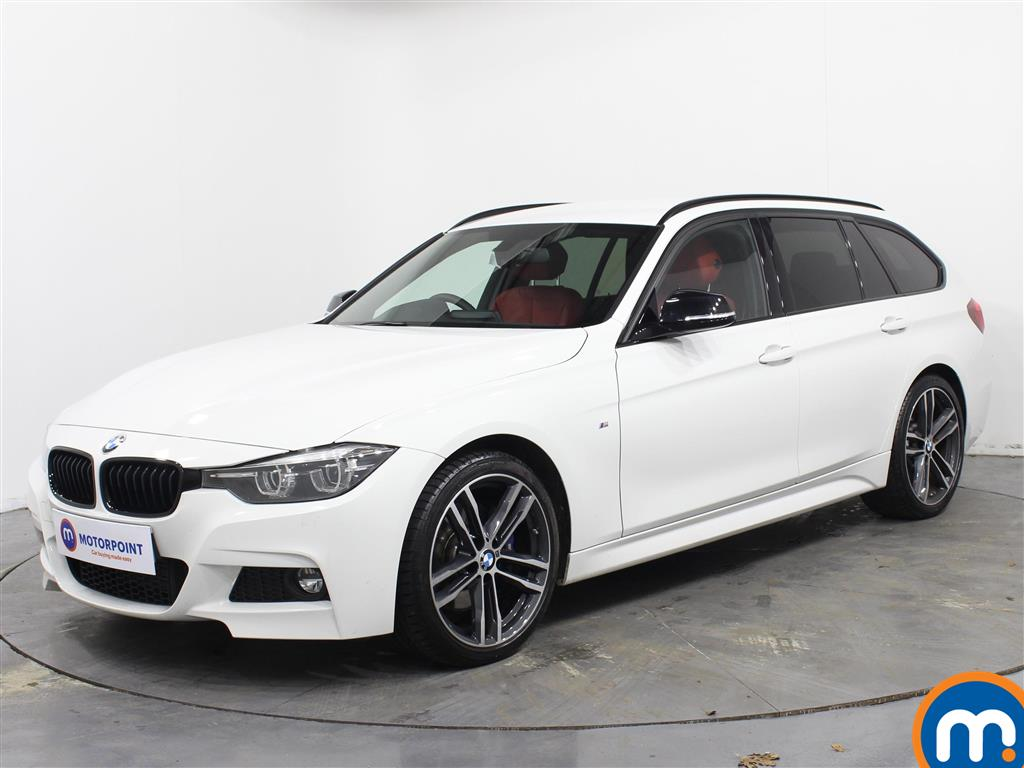 BMW 3 Series M Sport Shadow Edition - Stock Number 1074446 Passenger side front corner