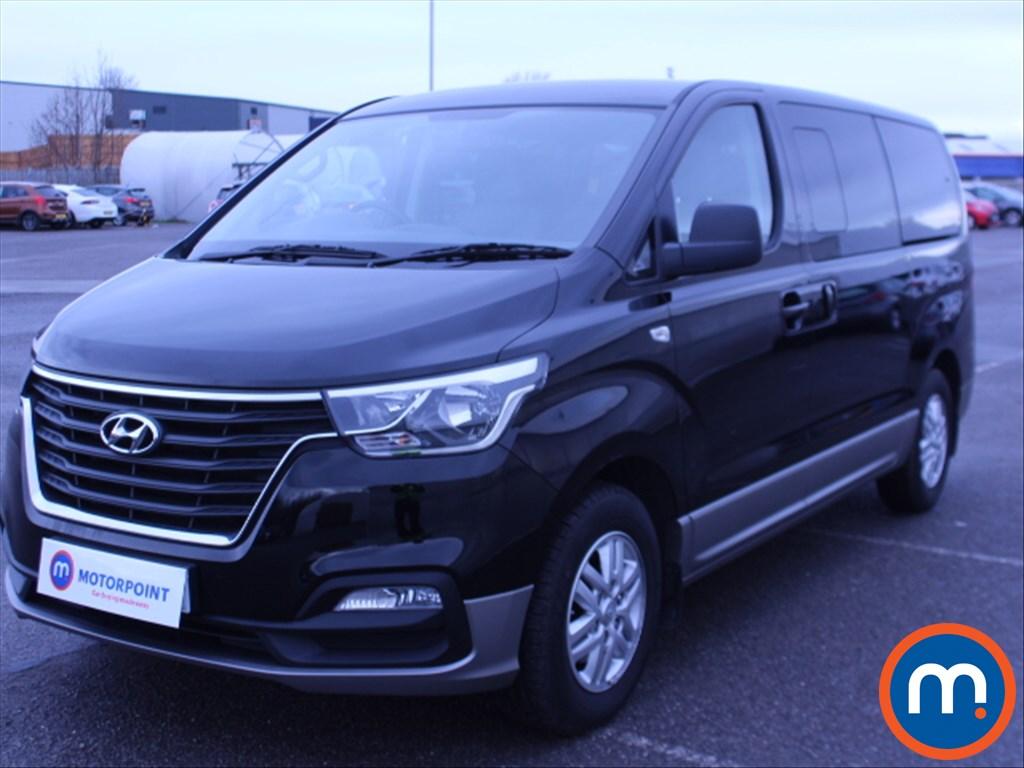 Hyundai I800 SE Nav - Stock Number 1076009 Passenger side front corner