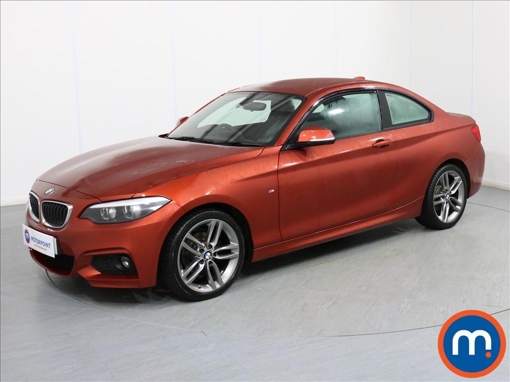 BMW 2 Series M Sport - Stock Number 1075158 Passenger side front corner