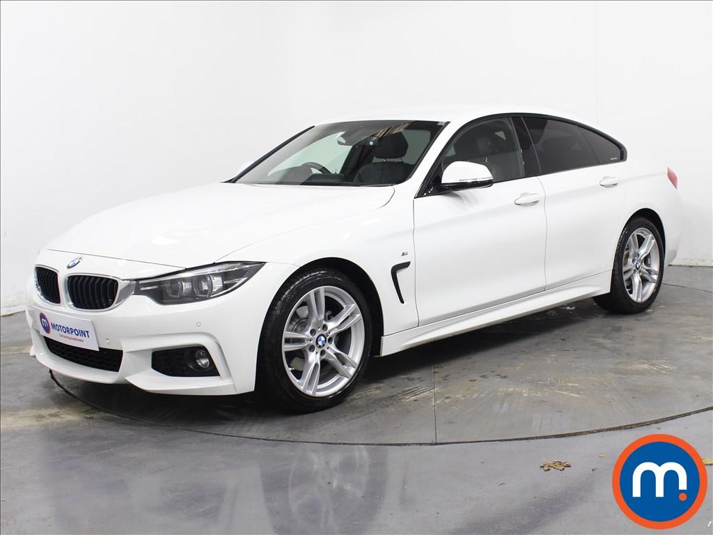 BMW 4 Series M Sport - Stock Number 1069814 Passenger side front corner