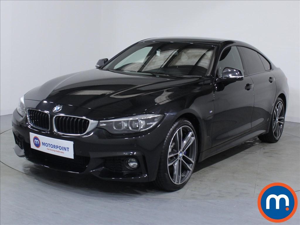 BMW 4 Series M Sport - Stock Number 1074045 Passenger side front corner