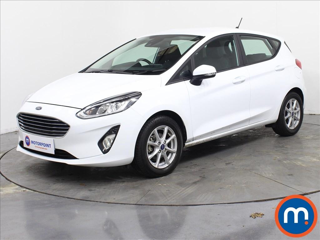 Ford Fiesta Zetec - Stock Number 1069151 Passenger side front corner