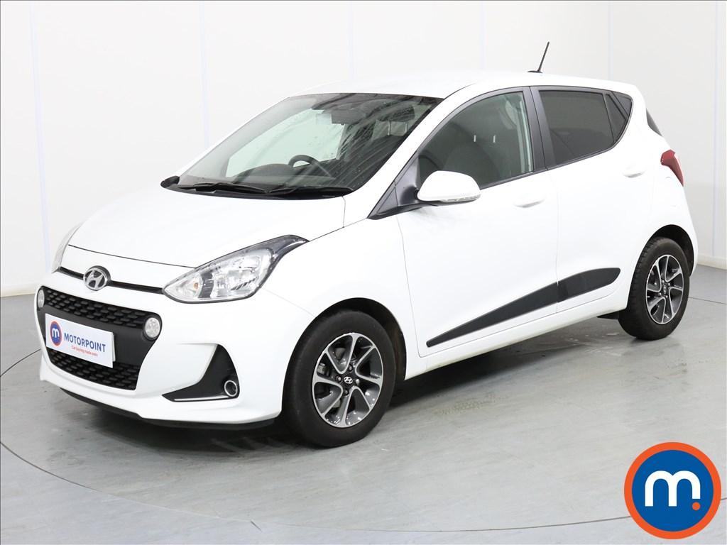 Hyundai I10 Premium - Stock Number 1073564 Passenger side front corner