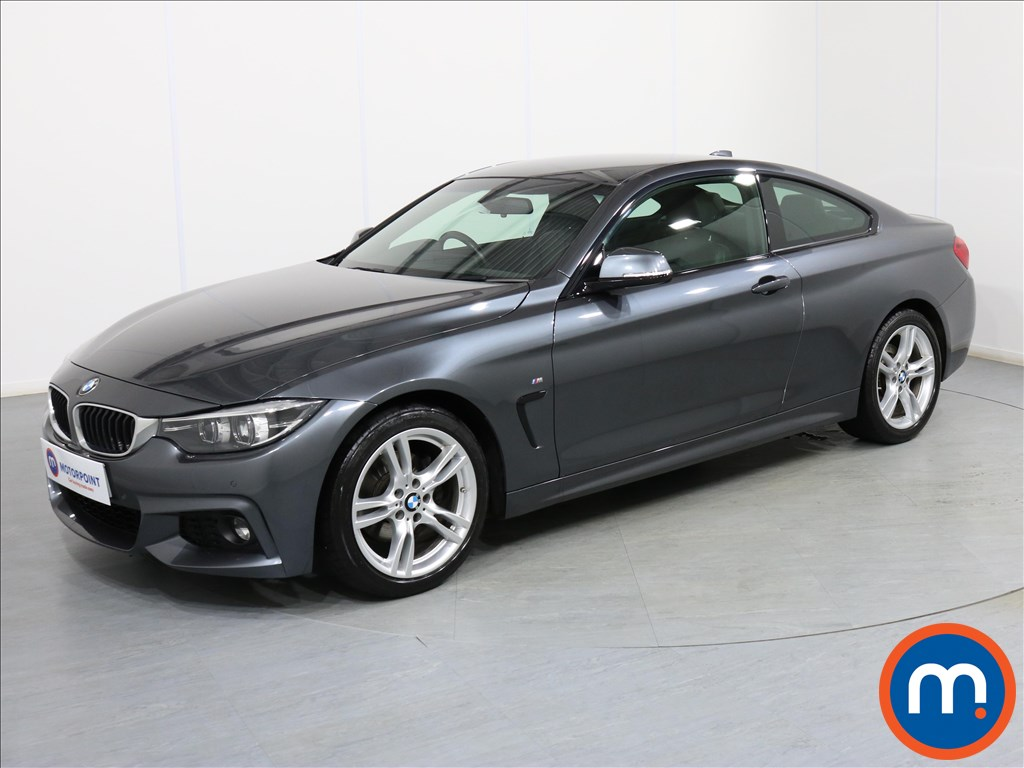 BMW 4 Series M Sport - Stock Number 1075299 Passenger side front corner