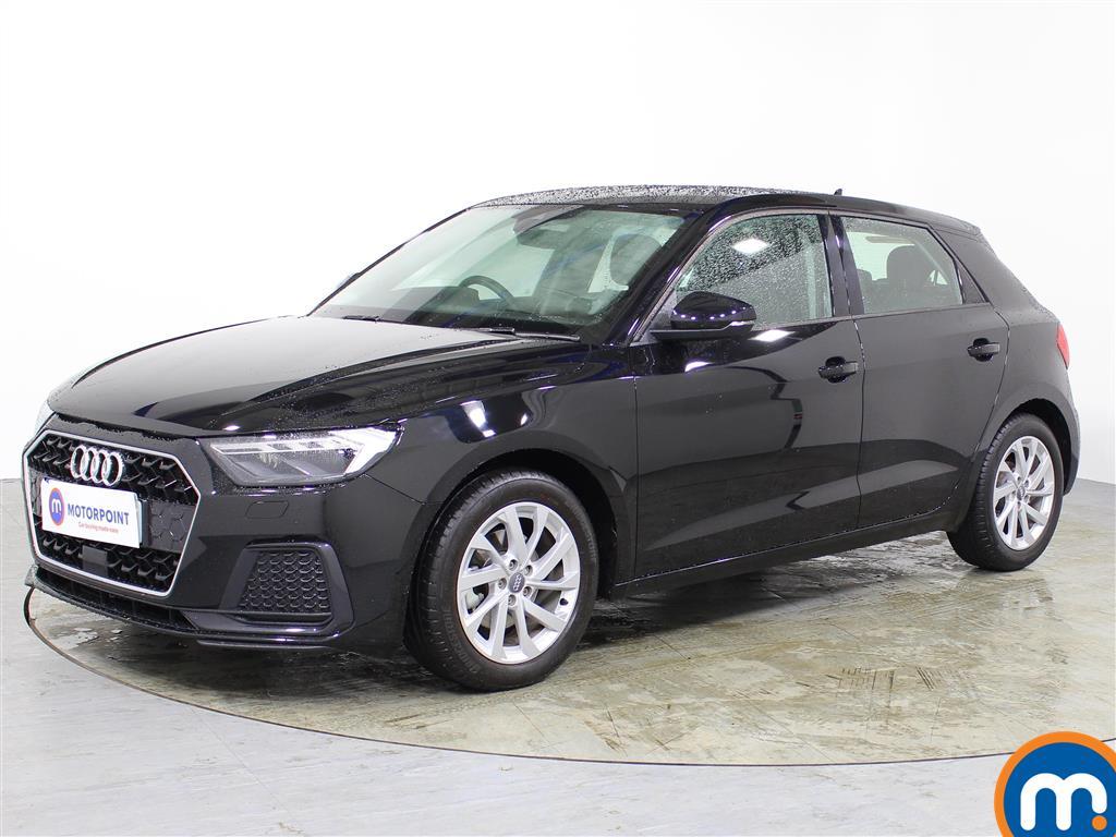 Audi A1 Sport - Stock Number 1070372 Passenger side front corner