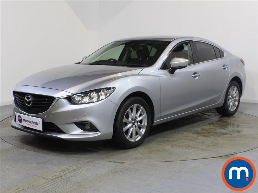 Mazda 6 SE-L Nav - Stock Number 1073858 Passenger side front corner