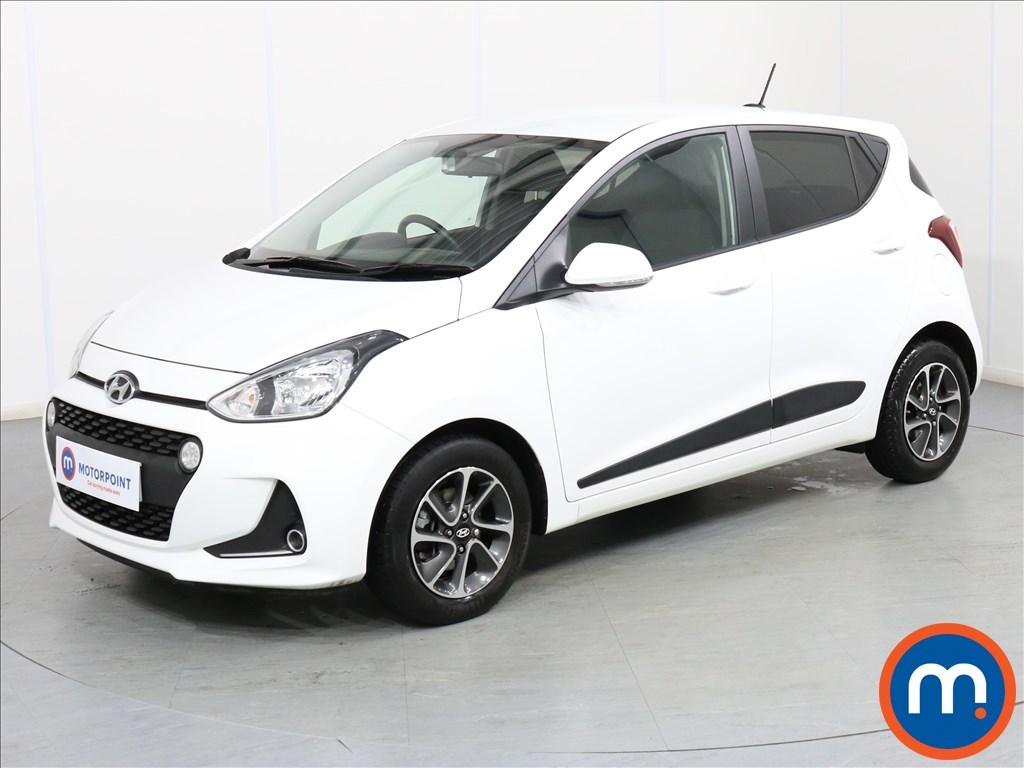 Hyundai I10 Premium - Stock Number 1073562 Passenger side front corner