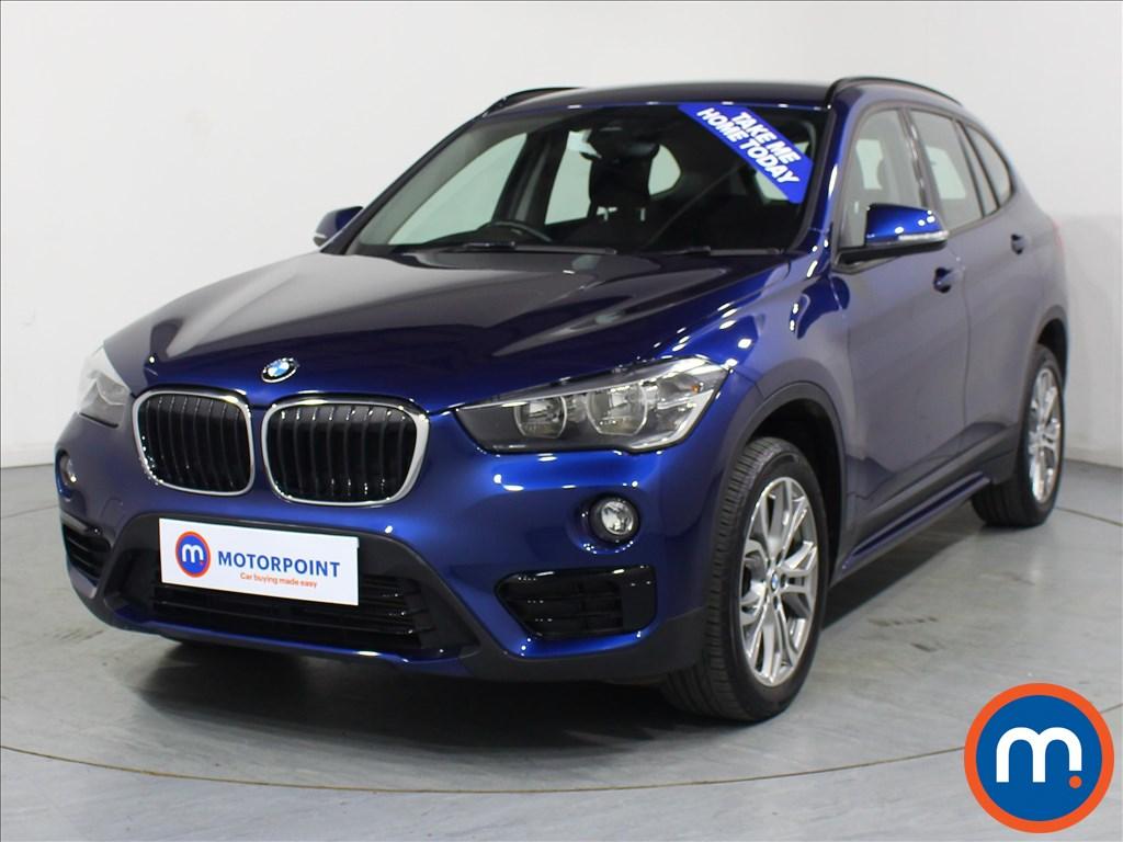 BMW X1 Sport - Stock Number 1072348 Passenger side front corner