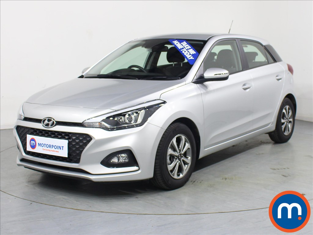 Hyundai I20 SE - Stock Number 1070816 Passenger side front corner