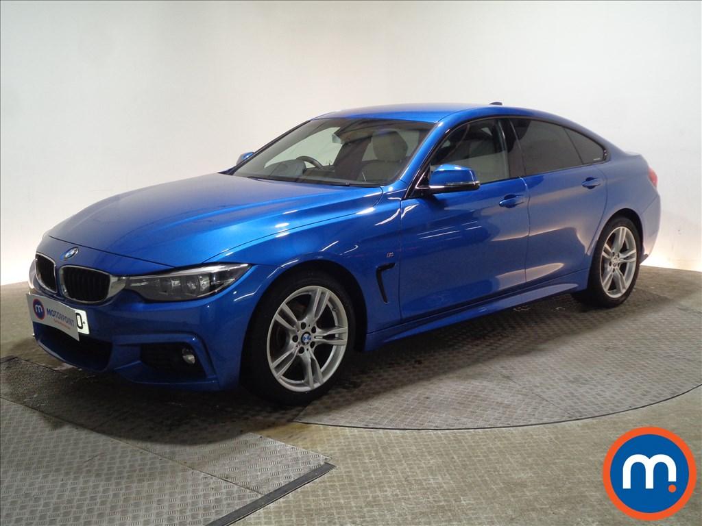 BMW 4 Series M Sport - Stock Number 1072290 Passenger side front corner
