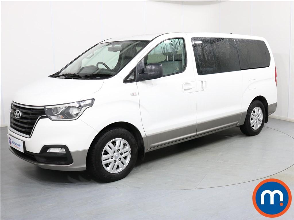 Hyundai I800 SE Nav - Stock Number 1070082 Passenger side front corner
