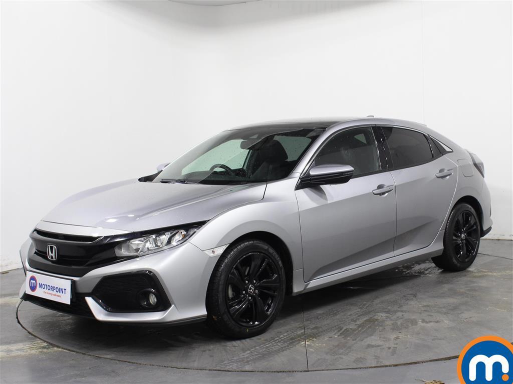 Honda Civic EX - Stock Number 1068923 Passenger side front corner