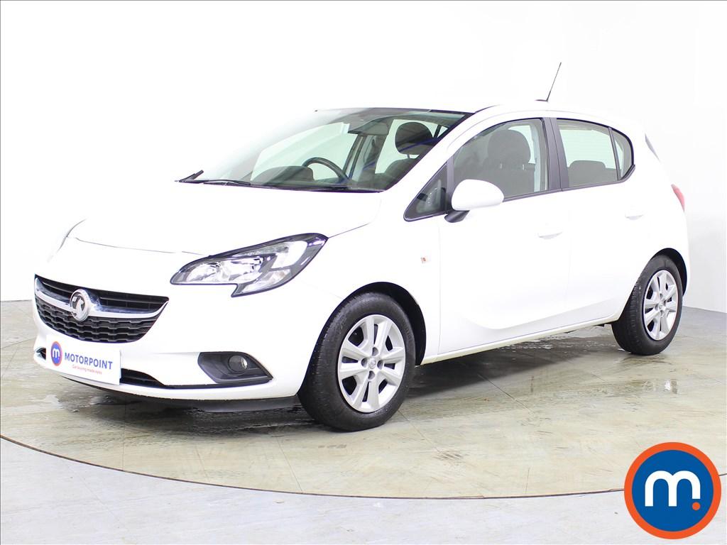 Vauxhall Corsa Design - Stock Number 1073825 Passenger side front corner
