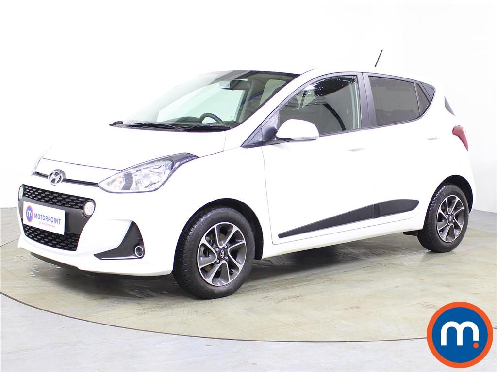Hyundai I10 Premium - Stock Number 1074903 Passenger side front corner