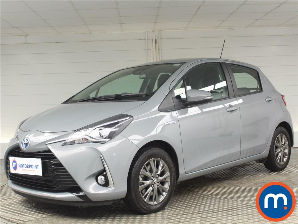 Toyota Yaris Icon - Stock Number 1073152 Passenger side front corner