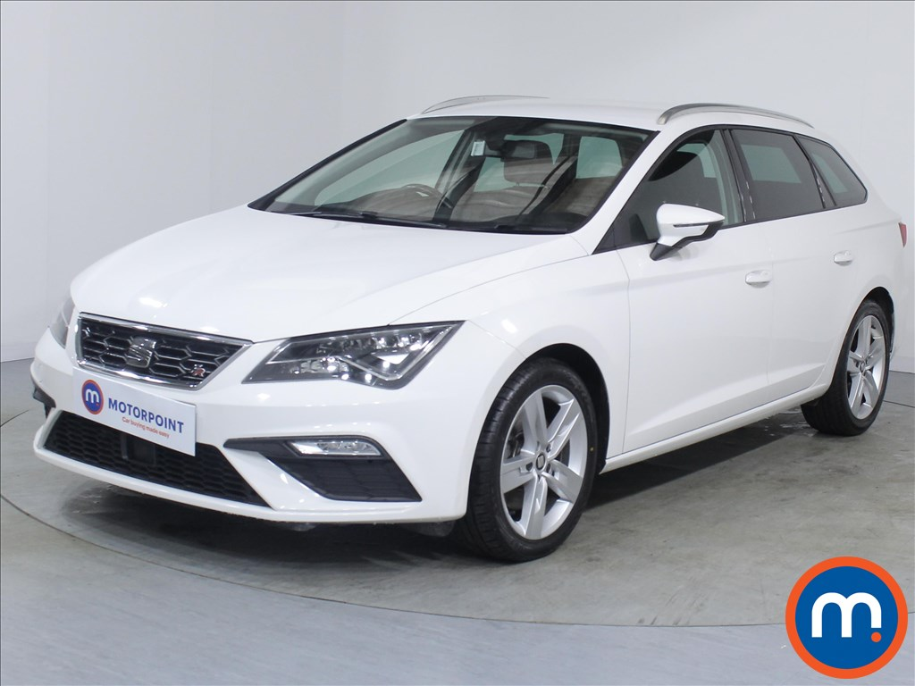 Seat Leon FR Technology - Stock Number 1060265 Passenger side front corner