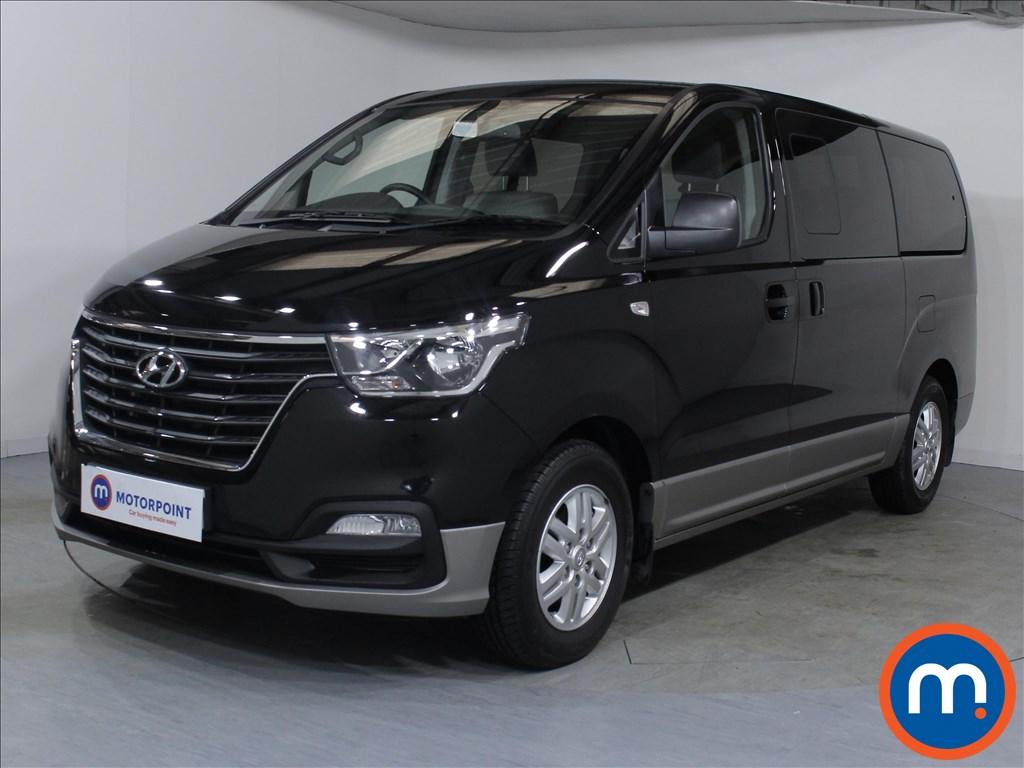 Hyundai I800 SE Nav - Stock Number 1076011 Passenger side front corner