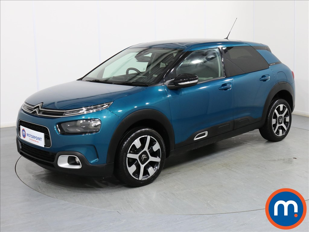 Citroen C4 Cactus Flair - Stock Number 1076113 Passenger side front corner