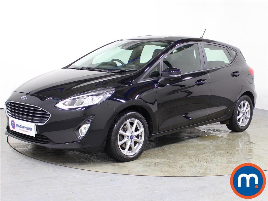 Ford Fiesta Zetec - Stock Number 1067528 Passenger side front corner