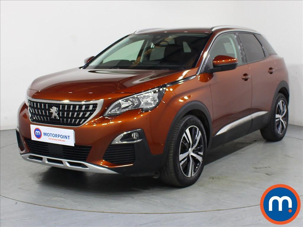 Peugeot 3008 Allure - Stock Number 1075308 Passenger side front corner