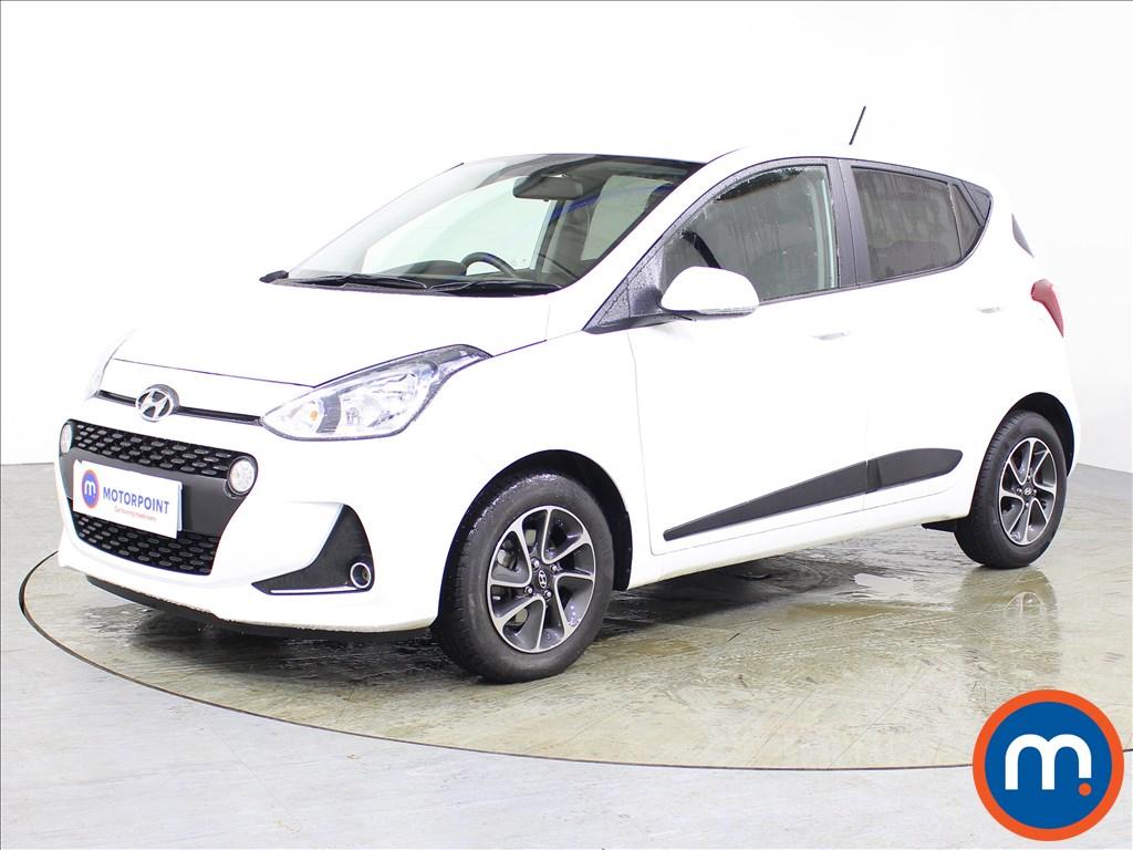 Hyundai I10 Premium - Stock Number 1074904 Passenger side front corner