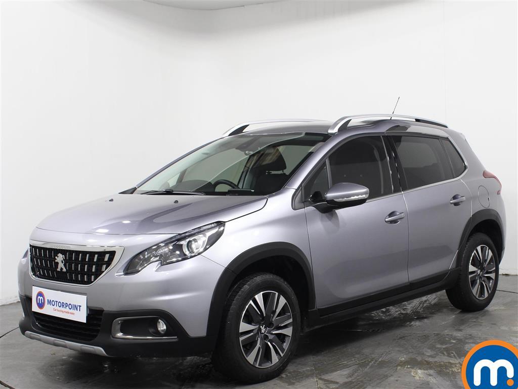 Peugeot 2008 Allure - Stock Number 1071833 Passenger side front corner