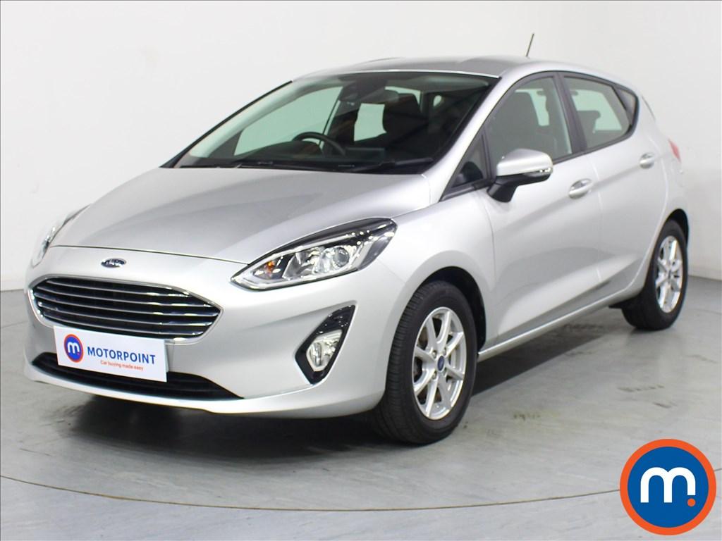 Ford Fiesta Zetec - Stock Number 1073831 Passenger side front corner