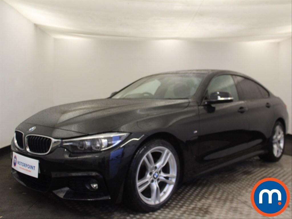 BMW 4 Series M Sport - Stock Number 1072831 Passenger side front corner