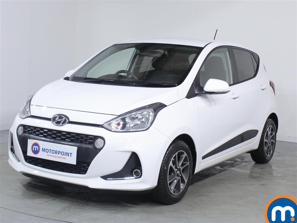 Hyundai I10 Premium - Stock Number 1074858 Passenger side front corner