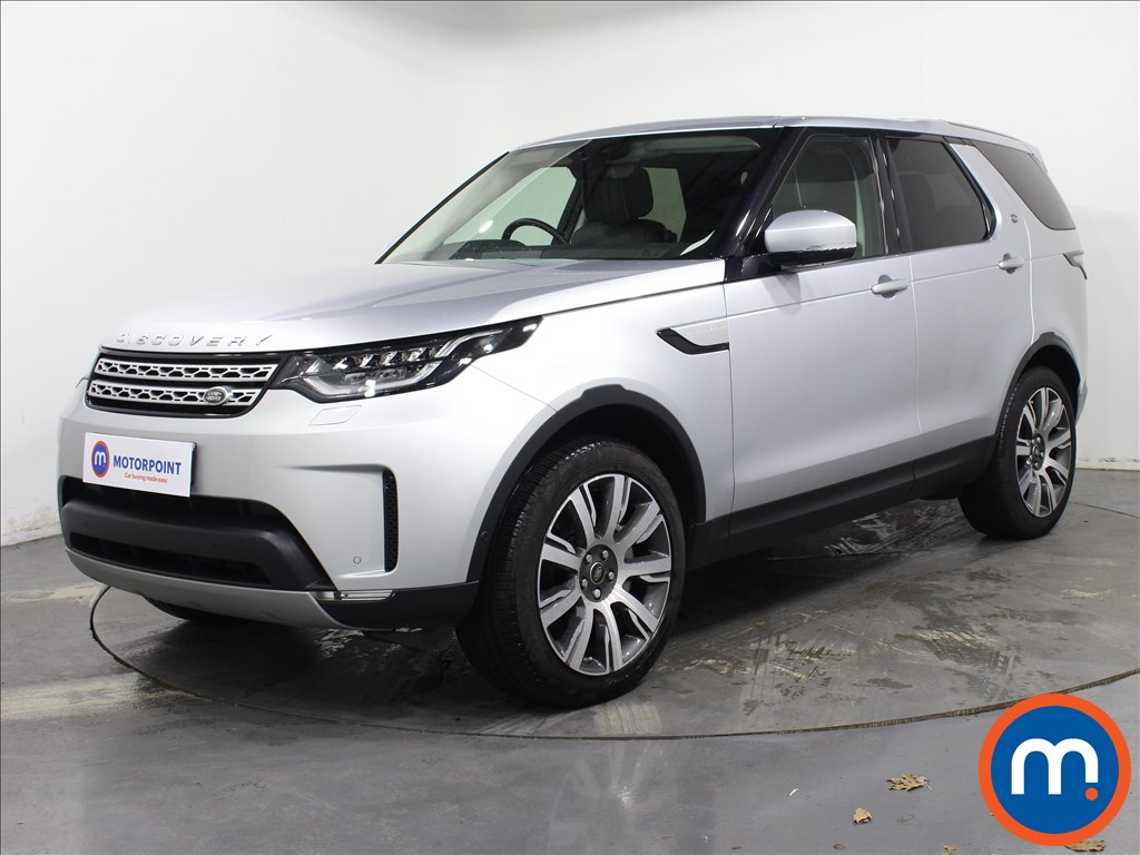 Land Rover Discovery HSE Luxury - Stock Number 1075688 Passenger side front corner