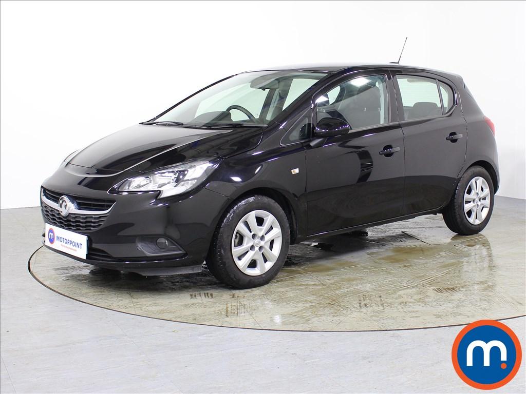 Vauxhall Corsa Design - Stock Number 1074581 Passenger side front corner