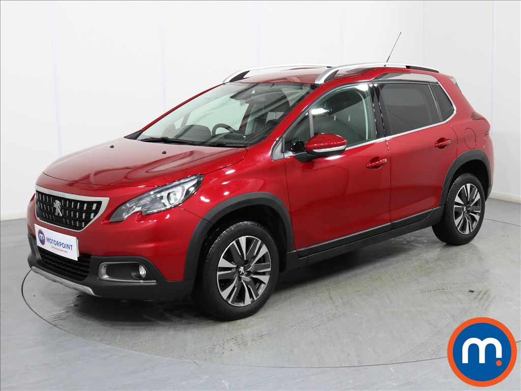 Peugeot 2008 Allure - Stock Number 1076153 Passenger side front corner