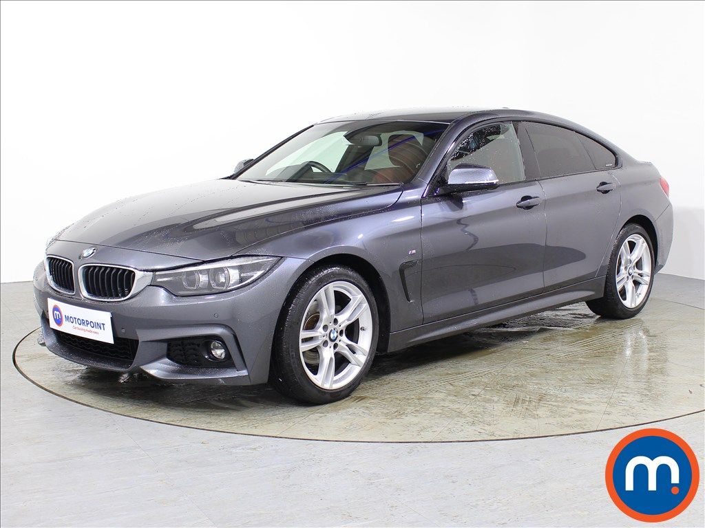 BMW 4 Series M Sport - Stock Number 1074412 Passenger side front corner