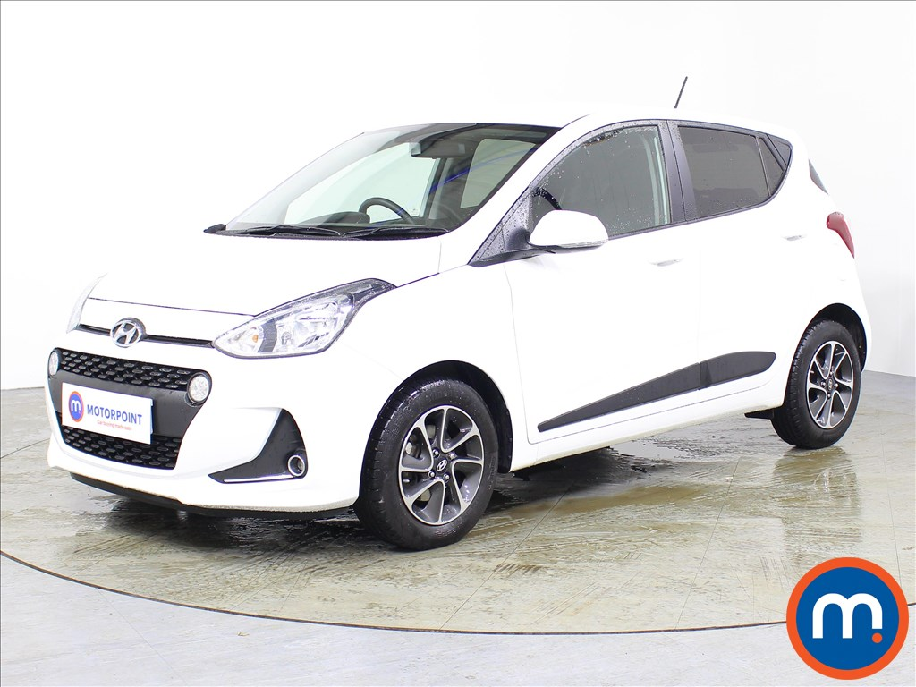 Hyundai I10 Premium - Stock Number 1074907 Passenger side front corner