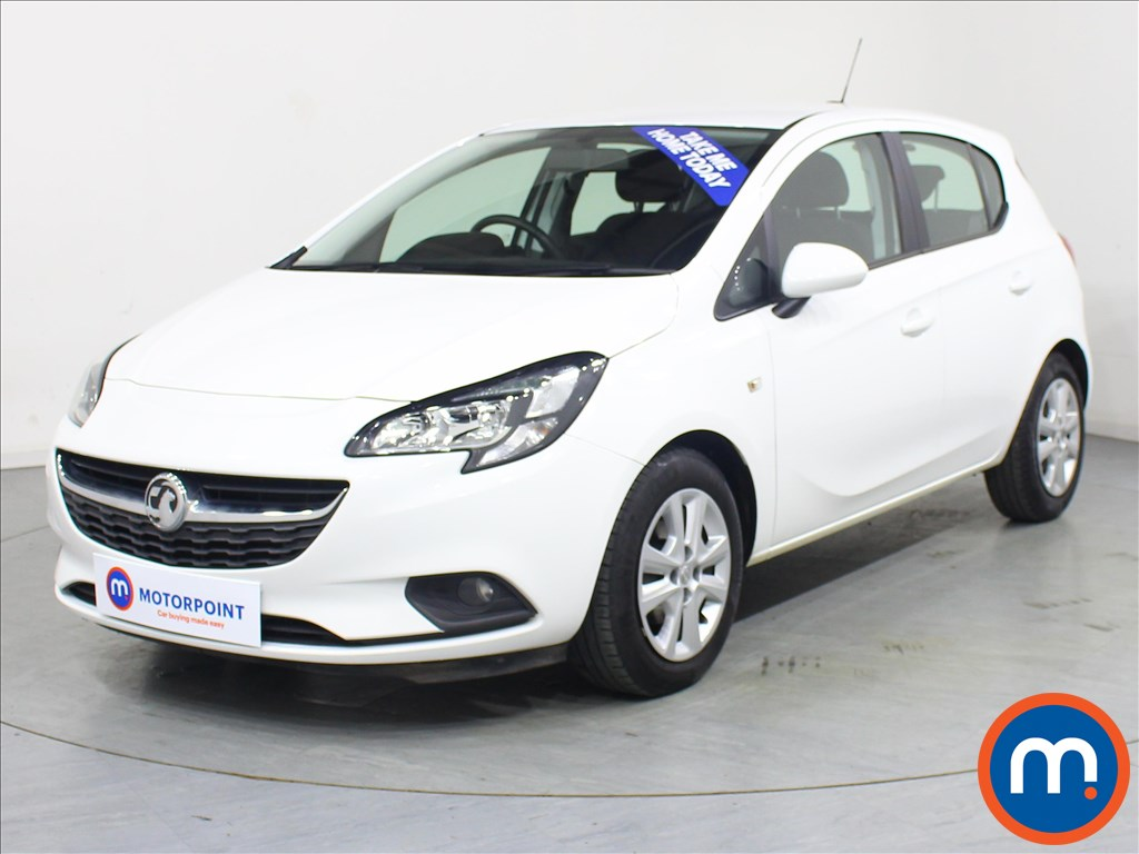 Vauxhall Corsa Design - Stock Number 1073823 Passenger side front corner