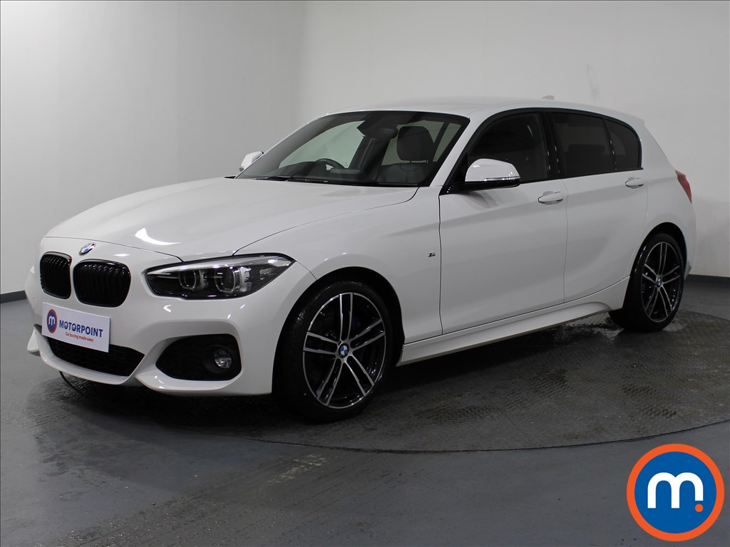 BMW 1 Series M Sport Shadow Edition - Stock Number 1075104 Passenger side front corner