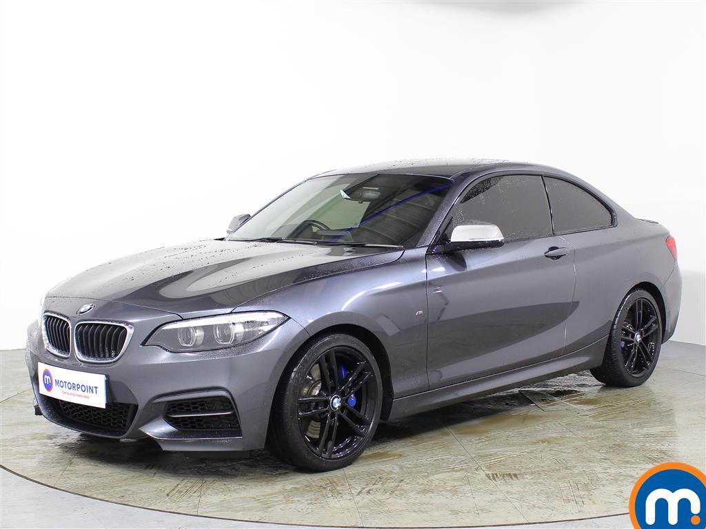BMW 2 Series M240i - Stock Number 1072943 Passenger side front corner
