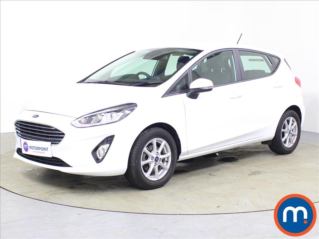 Ford Fiesta Zetec - Stock Number 1075394 Passenger side front corner