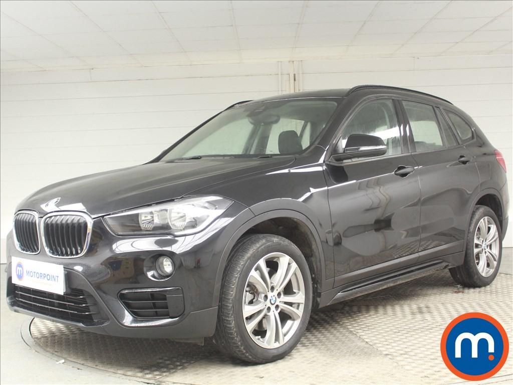 BMW X1 Sport - Stock Number 1076062 Passenger side front corner