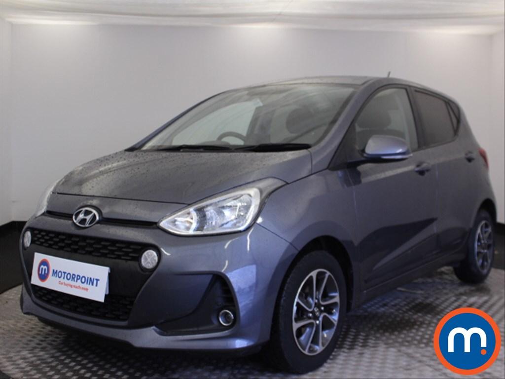 Hyundai I10 Premium - Stock Number 1075090 Passenger side front corner
