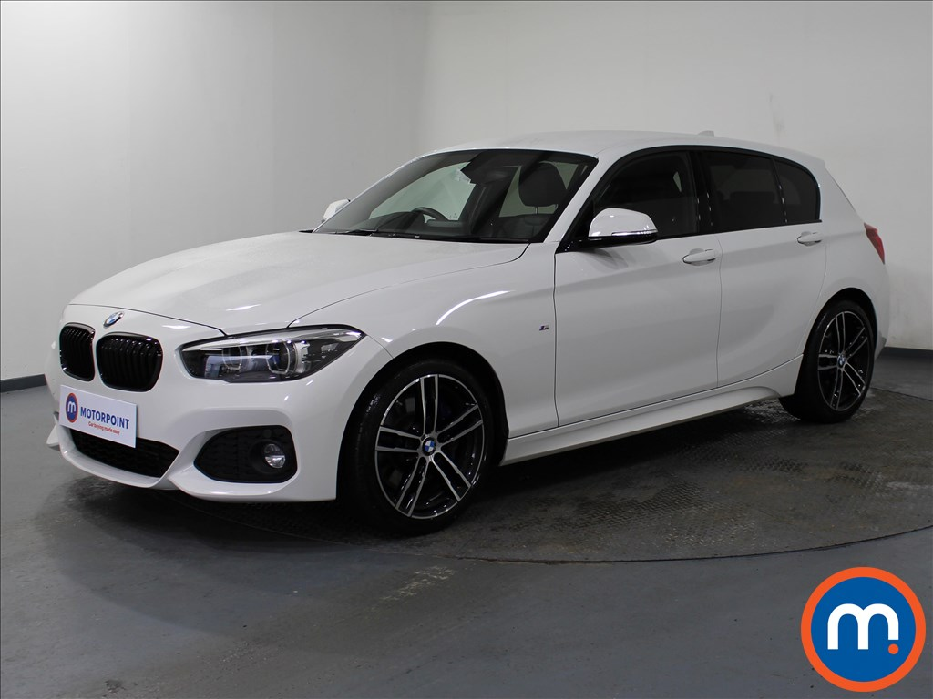 BMW 1 Series M Sport Shadow Edition - Stock Number 1075076 Passenger side front corner