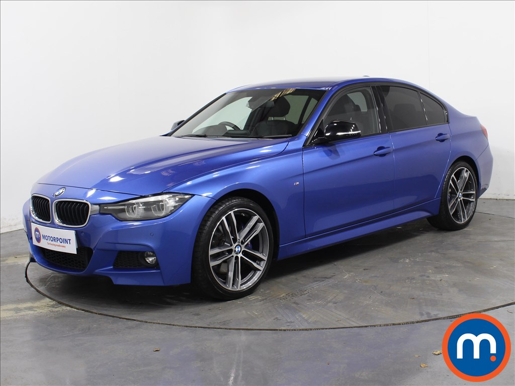 BMW 3 Series M Sport Shadow Edition - Stock Number 1075336 Passenger side front corner