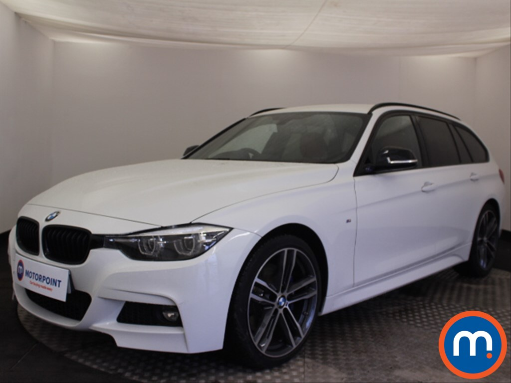 BMW 3 Series M Sport Shadow Edition - Stock Number 1074031 Passenger side front corner