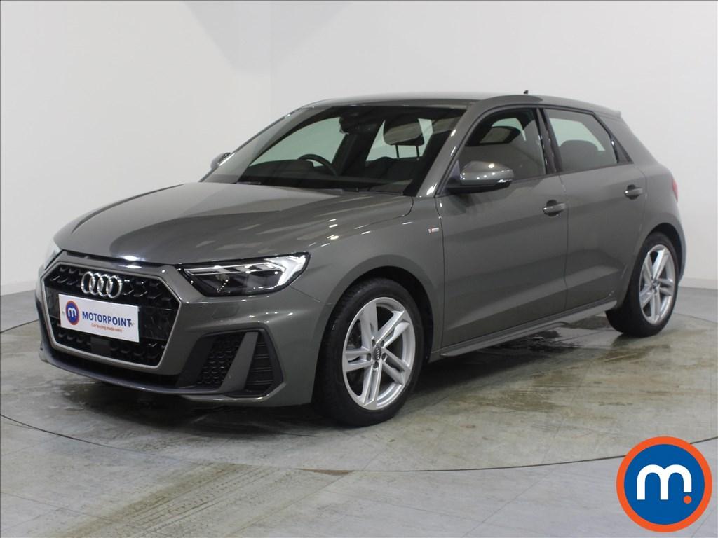 Audi A1 S Line - Stock Number 1073179 Passenger side front corner