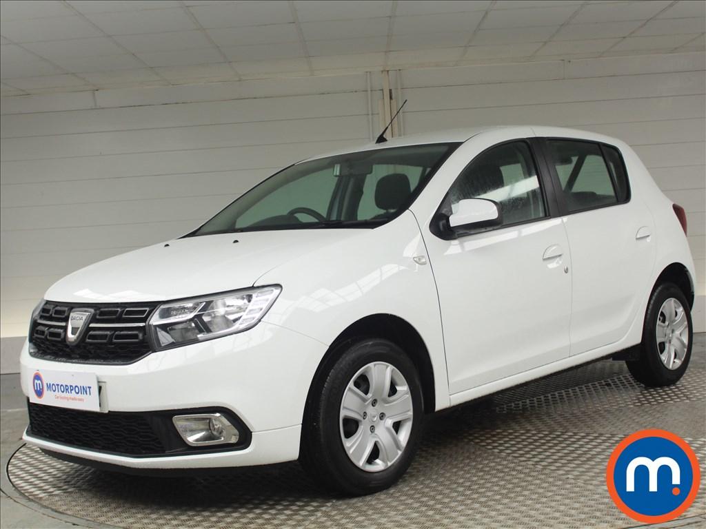 Dacia Sandero Laureate - Stock Number 1075011 Passenger side front corner